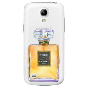 Plastové pouzdro iSaprio Chanel Gold na mobil Samsung Galaxy S4 Mini