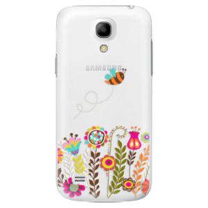 Plastové pouzdro iSaprio Bee 01 na mobil Samsung Galaxy S4 Mini