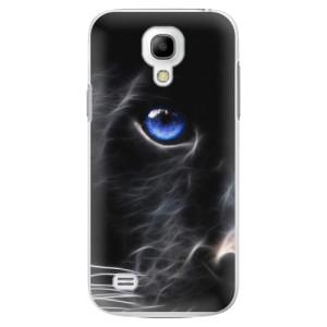 Plastové pouzdro iSaprio Black Puma na mobil Samsung Galaxy S4 Mini
