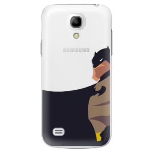 Plastové pouzdro iSaprio BaT Comics na mobil Samsung Galaxy S4 Mini