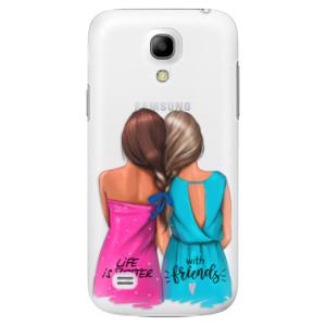 Plastové pouzdro iSaprio Best Friends na mobil Samsung Galaxy S4 Mini