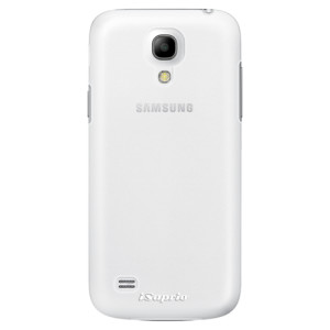 Plastové pouzdro iSaprio 4Pure mléčné bez potisku na mobil Samsung Galaxy S4 Mini