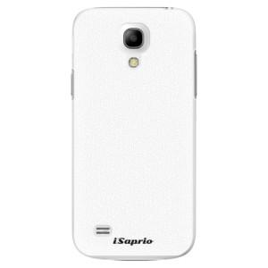Plastové pouzdro iSaprio 4Pure bílé na mobil Samsung Galaxy S4 Mini