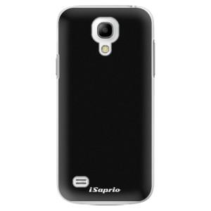 Plastové pouzdro iSaprio 4Pure černé na mobil Samsung Galaxy S4 Mini