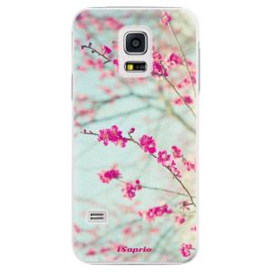 Plastové pouzdro iSaprio Blossom 01 na mobil Samsung Galaxy S5 Mini