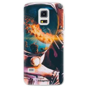 Plastové pouzdro iSaprio Astronaut 01 na mobil Samsung Galaxy S5 Mini