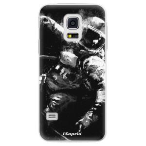 Plastové pouzdro iSaprio Astronaut 02 na mobil Samsung Galaxy S5 Mini