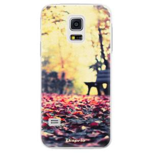 Plastové pouzdro iSaprio Bench 01 na mobil Samsung Galaxy S5 Mini