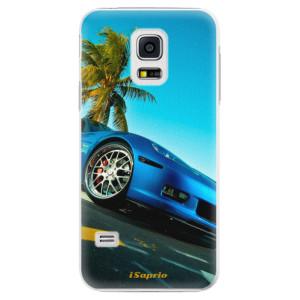 Plastové pouzdro iSaprio Car 10 na mobil Samsung Galaxy S5 Mini