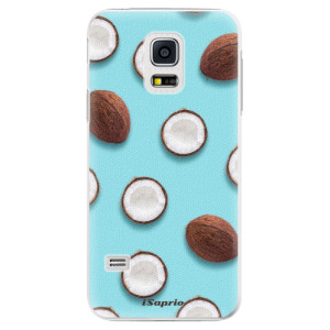 Plastové pouzdro iSaprio Coconut 01 na mobil Samsung Galaxy S5 Mini