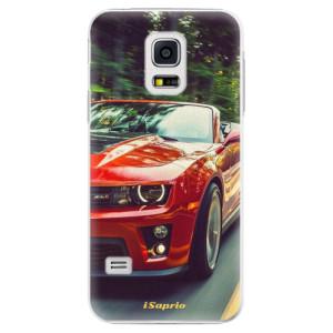 Plastové pouzdro iSaprio Chevrolet 02 na mobil Samsung Galaxy S5 Mini