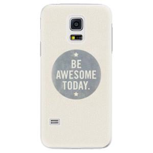 Plastové pouzdro iSaprio Awesome 02 na mobil Samsung Galaxy S5 Mini