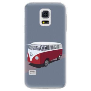Plastové pouzdro iSaprio VW Bus na mobil Samsung Galaxy S5 Mini