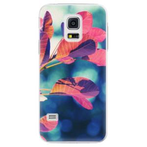 Plastové pouzdro iSaprio Autumn 01 na mobil Samsung Galaxy S5 Mini