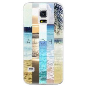 Plastové pouzdro iSaprio Aloha 02 na mobil Samsung Galaxy S5 Mini