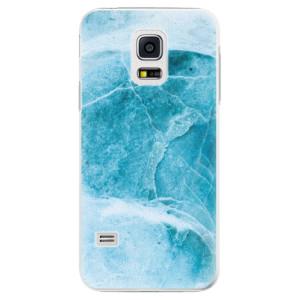 Plastové pouzdro iSaprio Blue Marble na mobil Samsung Galaxy S5 Mini