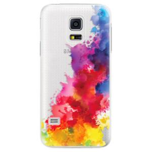 Plastové pouzdro iSaprio Color Splash 01 na mobil Samsung Galaxy S5 Mini