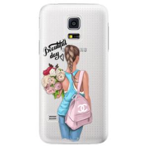 Plastové pouzdro iSaprio Beautiful Day na mobil Samsung Galaxy S5 Mini