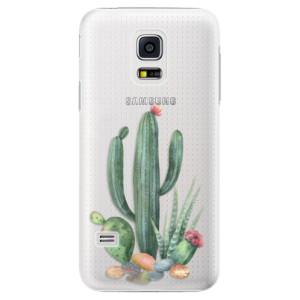 Plastové pouzdro iSaprio Cacti 02 na mobil Samsung Galaxy S5 Mini