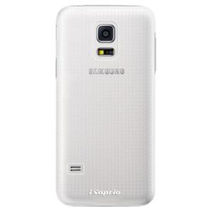 Plastové pouzdro iSaprio 4Pure mléčné bez potisku na mobil Samsung Galaxy S5 Mini