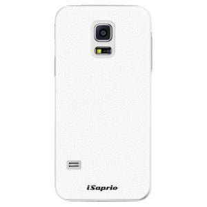 Plastové pouzdro iSaprio 4Pure bílé na mobil Samsung Galaxy S5 Mini