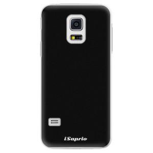 Plastové pouzdro iSaprio 4Pure černé na mobil Samsung Galaxy S5 Mini