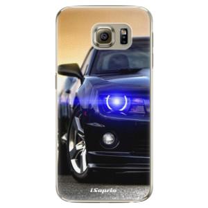 Plastové pouzdro iSaprio Chevrolet 01 na mobil Samsung Galaxy S6