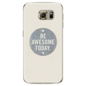 Plastové pouzdro iSaprio Awesome 02 na mobil Samsung Galaxy S6