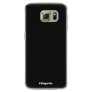 Plastové pouzdro iSaprio 4Pure černé na mobil Samsung Galaxy S6