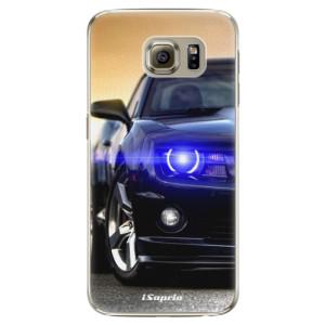 Plastové pouzdro iSaprio Chevrolet 01 na mobil Samsung Galaxy S6 Edge