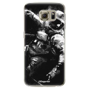 Plastové pouzdro iSaprio Astronaut 02 na mobil Samsung Galaxy S6 Edge Plus
