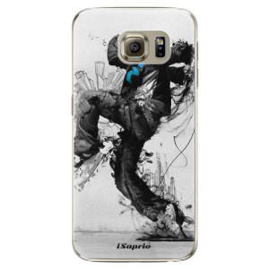 Plastové pouzdro iSaprio Dance 01 na mobil Samsung Galaxy S6 Edge Plus
