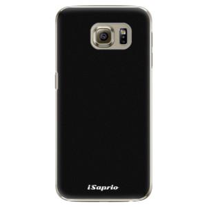 Plastové pouzdro iSaprio 4Pure černé na mobil Samsung Galaxy S6 Edge Plus