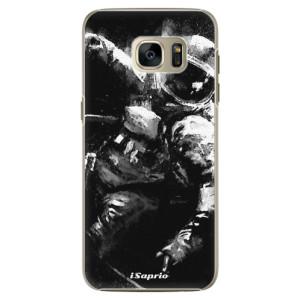 Plastové pouzdro iSaprio Astronaut 02 na mobil Samsung Galaxy S7