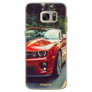 Plastové pouzdro iSaprio Chevrolet 02 na mobil Samsung Galaxy S7