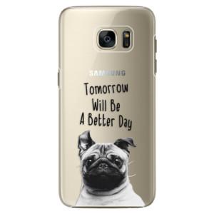 Plastové pouzdro iSaprio Better Day 01 na mobil Samsung Galaxy S7