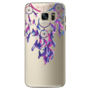 Plastové pouzdro iSaprio Dreamcatcher 01 na mobil Samsung Galaxy S7