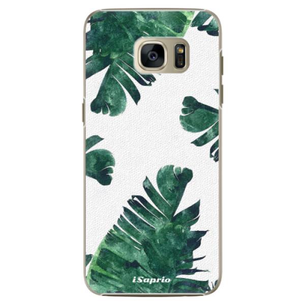 Plastové pouzdro iSaprio Jungle 11 na mobil Samsung Galaxy S7 Edge (Plastový obal, kryt, pouzdro iSaprio Jungle 11 na mobilní telefon Samsung Galaxy S7 Edge)