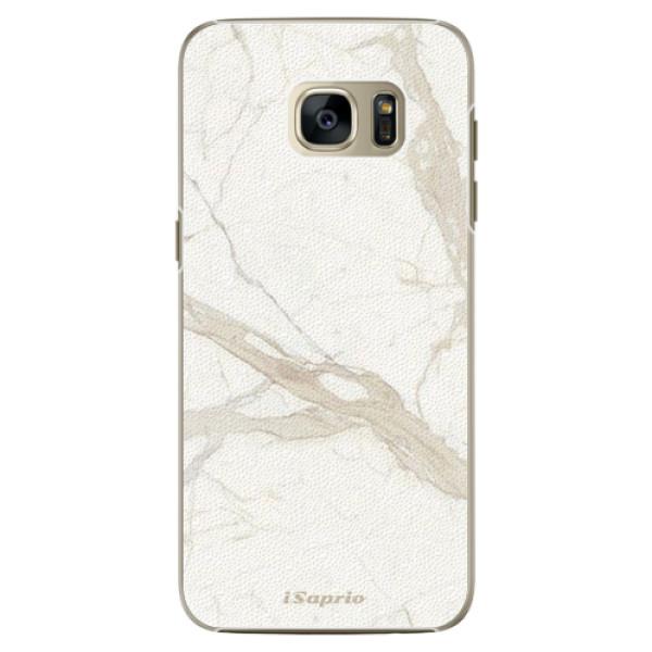 Plastové pouzdro iSaprio Marble 12 na mobil Samsung Galaxy S7 Edge (Plastový obal, kryt, pouzdro iSaprio Marble 12 na mobilní telefon Samsung Galaxy S7 Edge)