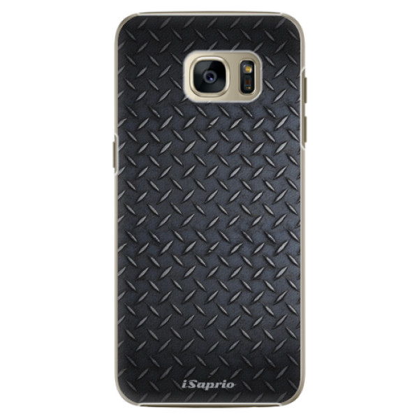 Plastové pouzdro iSaprio Metal 01 na mobil Samsung Galaxy S7 Edge (Plastový obal, kryt, pouzdro iSaprio Metal 01 na mobilní telefon Samsung Galaxy S7 Edge)