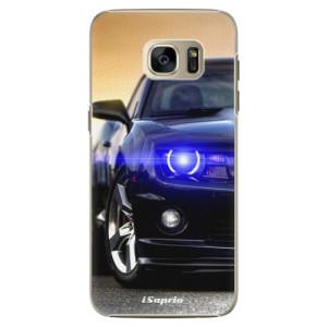 Plastové pouzdro iSaprio Chevrolet 01 na mobil Samsung Galaxy S7 Edge