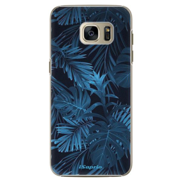 Plastové pouzdro iSaprio Jungle 12 na mobil Samsung Galaxy S7 Edge (Plastový obal, kryt, pouzdro iSaprio Jungle 12 na mobilní telefon Samsung Galaxy S7 Edge)