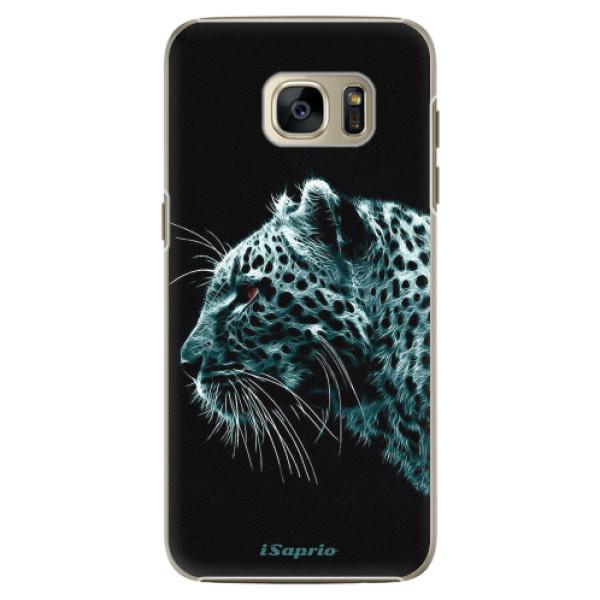 Plastové pouzdro iSaprio Leopard 10 na mobil Samsung Galaxy S7 Edge (Plastový obal, kryt, pouzdro iSaprio Leopard 10 na mobilní telefon Samsung Galaxy S7 Edge)