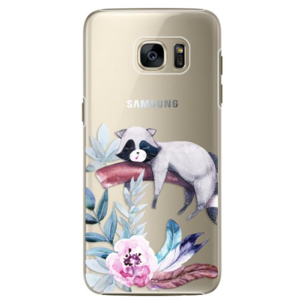 Plastové pouzdro iSaprio Lazy Day na mobil Samsung Galaxy S7 Edge (Plastový obal, kryt, pouzdro iSaprio Lazy Day na mobilní telefon Samsung Galaxy S7 Edge)