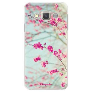 Plastové pouzdro iSaprio Blossom 01 na mobil Samsung Galaxy A3