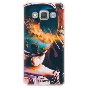 Plastové pouzdro iSaprio Astronaut 01 na mobil Samsung Galaxy A3