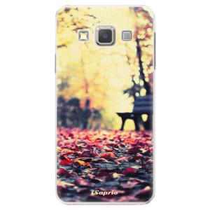 Plastové pouzdro iSaprio Bench 01 na mobil Samsung Galaxy A3