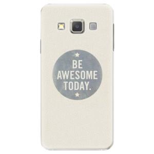 Plastové pouzdro iSaprio Awesome 02 na mobil Samsung Galaxy A3