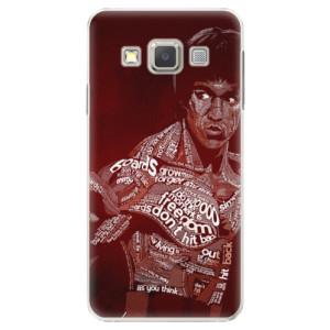 Plastové pouzdro iSaprio Bruce Lee na mobil Samsung Galaxy A3