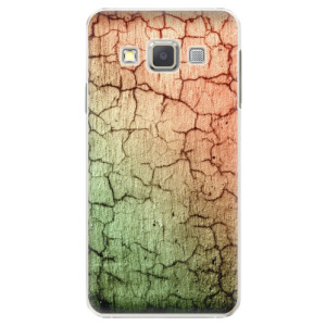 Plastové pouzdro iSaprio Cracked Wall 01 na mobil Samsung Galaxy A3